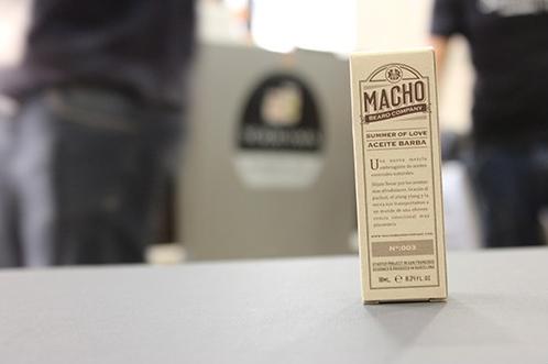 macho beard company aceite