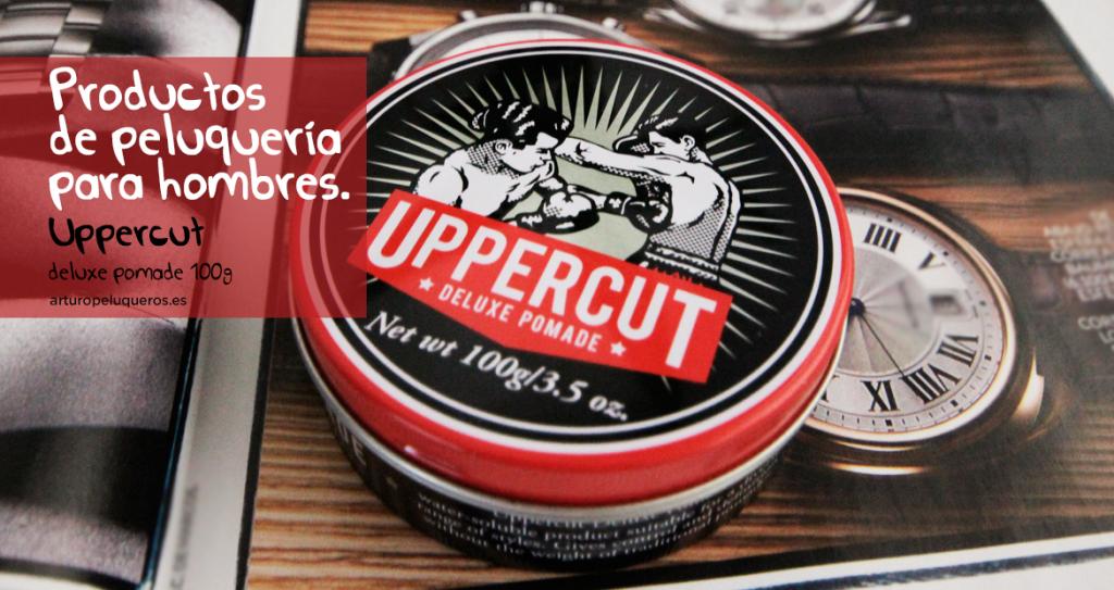 Los productos de uppercut entre los mejores de peluqueria